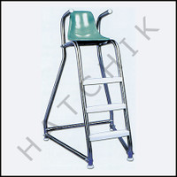 G8057 PARAGON 20460 3-STEP PORT. CHAIR LIFEGUARD CHAIR
