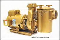 H1108 MARTIN 500 SERIES 7.5HP PUMP 3PH BRONZE  V40-539