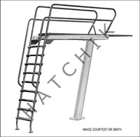 H1170 TOWER-CANTILEVER THREE METER SWAN  CAT-3M-203H  REAR MOUNT