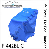 H1264 AQUA CREEK COVER FOR PRO & RANGER- LIFT New Design & Fabric  F-442PPC