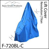 H1336 AQUA CREEK COVER, REVOLUTION LIFT & TITAN F-720BL-C