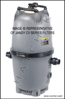 H2015 JANDY CV460 CARTRIDGE FILTER 460 sq.ft. VERSA PLUMB