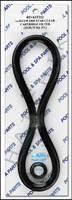 H2506 ALADDIN RO-KIT 222 HAYWARD STAR CLEAR FILT.-25,50,75 S.F.