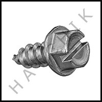 H3343 PAC-FAB #273071  SCREW NO.14