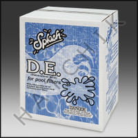 A6054 D.E. FILTER POWDER 24lb BOX (4 x 6lb bags)