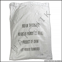 A6098 SODIUM THIOSULFATE 50# BAG