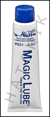 H8057 MAGIC LUBE - 5 OZ TUBE TEFLON LUBRICANT