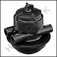 H8490 HAYWARD GM400 4-WAY MULTIPORT VALVE VALVE