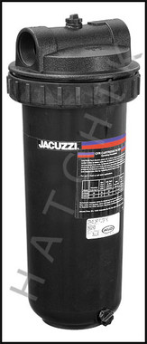 """H9236 JACUZZI CFR25 IN-LINE CARTRIDGE FILTER 2"""" FPT"""