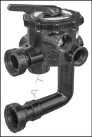 "H9575 ASTRAL 2"" MULTIPORT VALVE KIT FOR SAND FILTER"