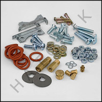J1094 LAARS R0391700 HEAT EXCHANGER HARDWARE KIT (REPL. J1092)