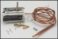 "J1277 HEATER-THERMOSTAT 1 POLE 25 AMP 60"" #55-1001"