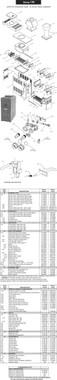 J1461 RAYPAK P-R130A-EP-C *NOT DIGITAL* HTR - PROPANE GAS (CAPRON HEADERS)