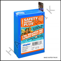 B1061 TAYLOR sureTRACK SAFETY PLUS FOIL-WRAPPED TEST STRIPS 30ct BOX (CL/BR/PH/TA) S1309