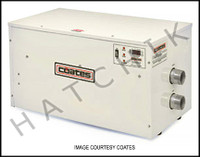 J3174 COATES ELECTRIC POOL HEATER 54KW  480V  3PH  34854PHS-4