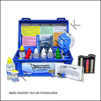 B1078 TAYLOR TEST KIT  K-2006C FAS-DPD  -  SERVICE KIT