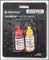 B1106 RAINBOW 1/2oz OTO / PH  CARDED TEST REAGENTS       R161150