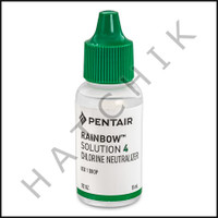 B1118 RAINBOW 1/2oz #4 NEUTRALIZER TEST REAGENT         R161204