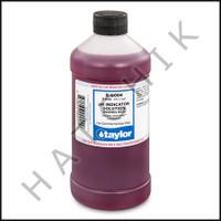 B1135 TAYLOR 16oz #4 pH INDICATOR REAGENT REAGENT            R-0004-E