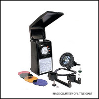 K1026 LITTLE GIANT LVLT 12V LIGHT KIT W/ TRANSFORMER