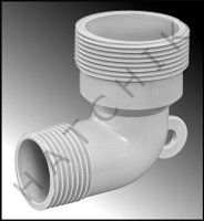 K1908 POLARIS #7-260-00 FOUNTAIN ELBOW ELBOW