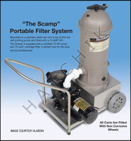 K3185 ALADDIN SCAMP PORTABLE FILTER SYSTEM