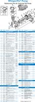K4159 PUREX WHISPERFLO PUMP 1/2 HP MODEL #WFE-2        #011511