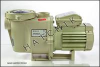 K4170 PUREX WHISPERFLO PUMP 1 HP E.E. UPRATED WFE-24 #011517