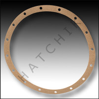 K4933 MARLOW #AM4704000 GASKET DIE CUT FOR 4SPC SERIES PUMPS