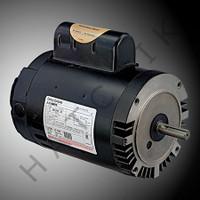 K5008C MOTOR - KEYED SHAFT 2 HP MAGNETEK  B124   230V ONLY