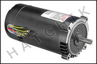 K5009 MOTOR - KEYED SHAFT 2 HP 3 PH AO SMITH  K3202