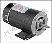 K5053 HAYWARD 1 1/2HP MOTOR WITH ON/OFF SWITCH FOR MATRIX PUMP