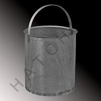 K9208 MARLOW #25774-00 STAINLESS STEEL BASKET FOR 2AF PUMP TRAP