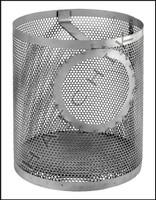 K9217 MARLOW #28049-00 S.S. BASKET FOR H & L STRAINER (C-10X)
