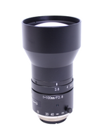 LM100JC, 100mm, High Resolution, Fixed Lens, C-mount, F2.8