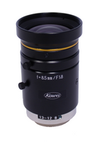 "LM12JC10M, 12mm, 10MP Fixed Lens, 2/3"" Format, C-mount, F/1.8"