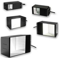 "Square Coaxial Light, 1"" x 1"", DL225-025CCCPP/XXX"