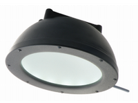 High brightness LED diffuse dome, DL097