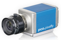 pco.pixelfly usb digital 14 bit CCD camera