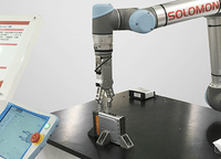 Solmotion vision guided robot (VGR) system