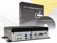 Matrox 4Sight EV6 with Matrox Design Assistant X