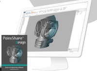 PointShape Design Reverse Engineering software