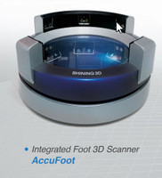 Einscan AccuFoot Integrated 3D foot scanner