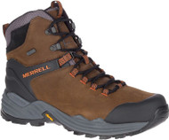 Merell Phaserbound 2 J48571 Mens Dark Earth Leather Tall Hiking Boots