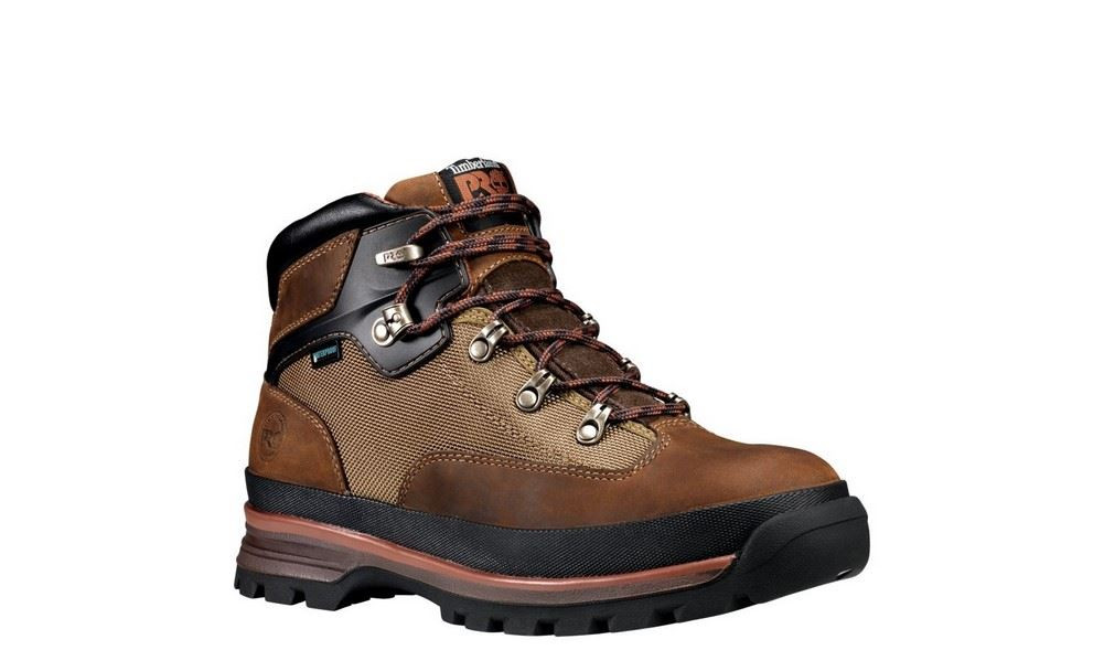 d3e373efbab Timberland PRO A1KNM Euro Hiker Waterproof Soft Toe Work Boot - The ...