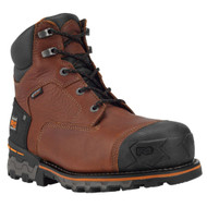 "Timberland PRO Boondock 92641 Mens Brown 6"" Composite Toe Waterproof Insulated Boot"