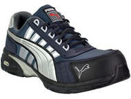 Puma 642515 Fast Low Mens Blue Comp Toe SD Work Shoes