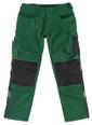 Fantastic Quality Work Trouser in Green/Black