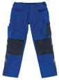 Fantastic Quality Work Trouser in Royal Blue/Dark Navy