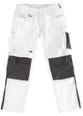 Fantastic Quality Work Trouser in White/Black